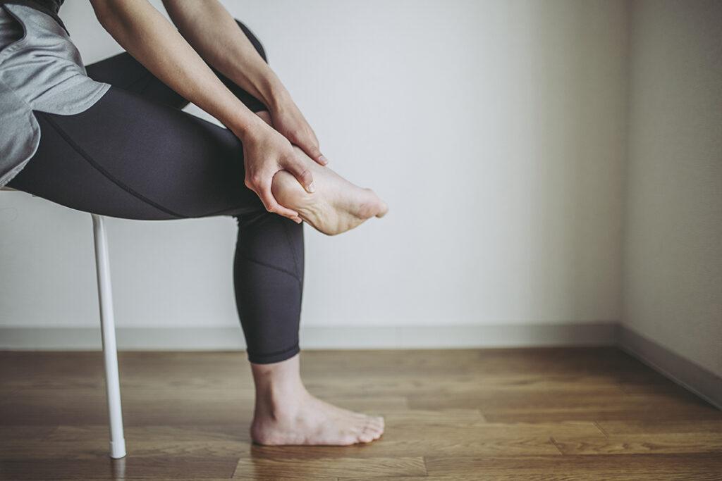 Dine fødder kan fortælle om du er på rette vej