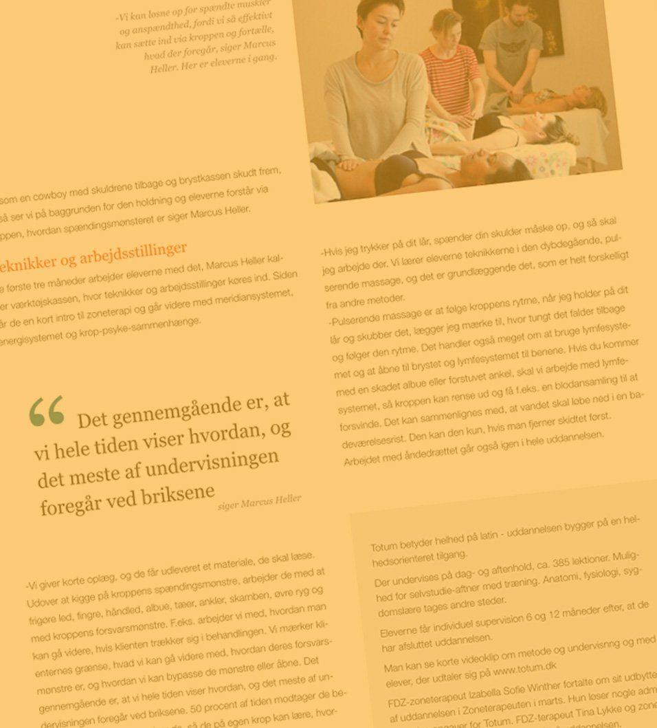 Hvad er Totum Kropsterapi fra Zoneterapeuten.dk