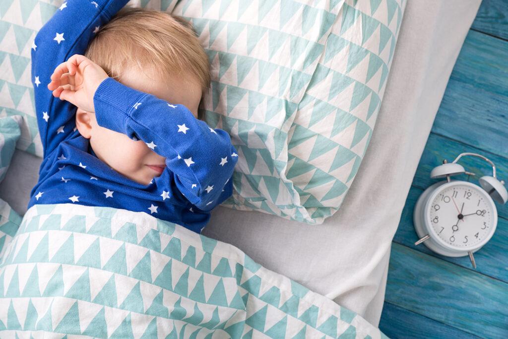 Hjælp dit barn til at sove