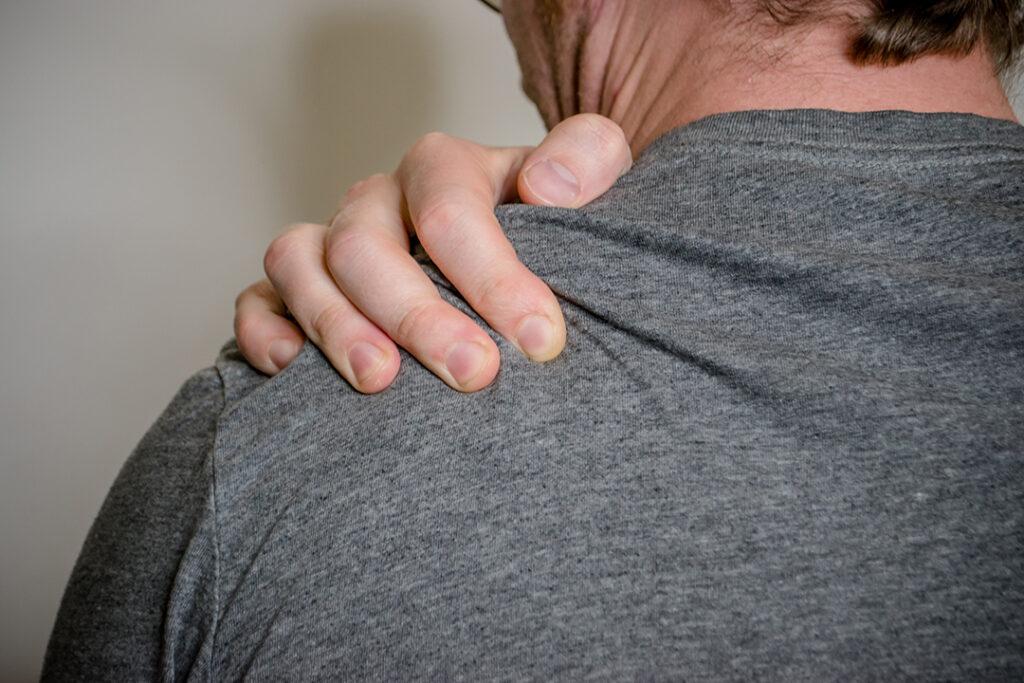 Hvad fortæller dine skuldre dig