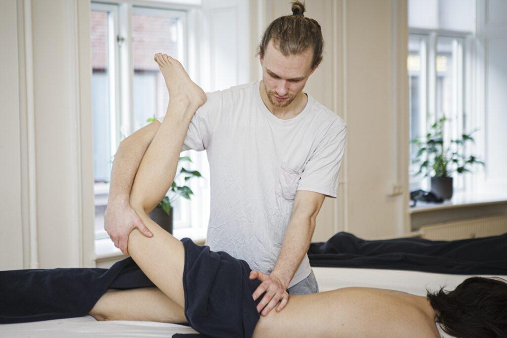 Sådan virker kropsterapi