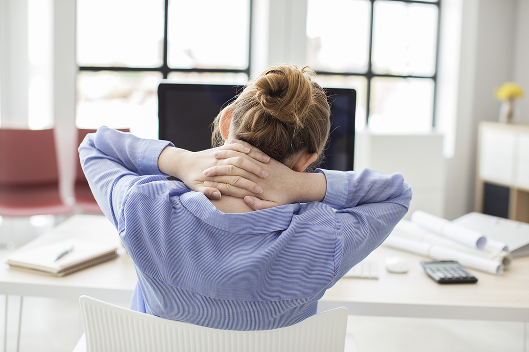 3 punkter til at indre nakkesmerter
