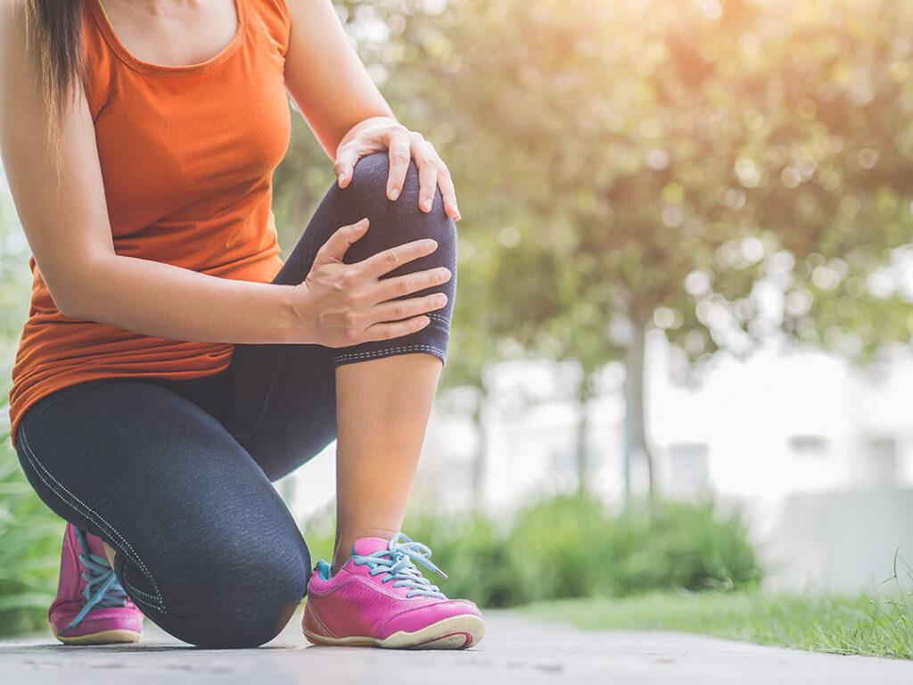 Behandling af knæproblemer