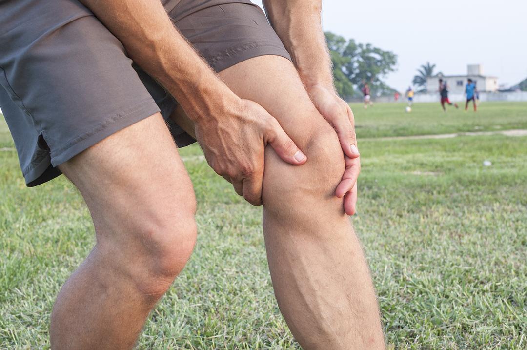 Uforløst vrede kan give problemer med dine knæ