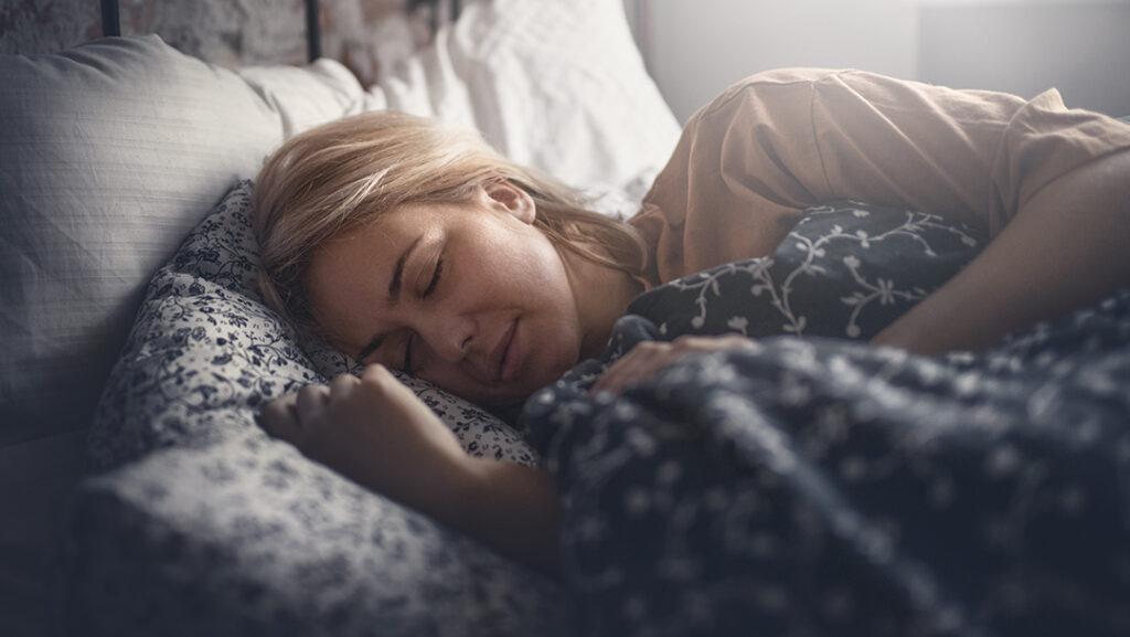 Sådan får man en god nats søvn