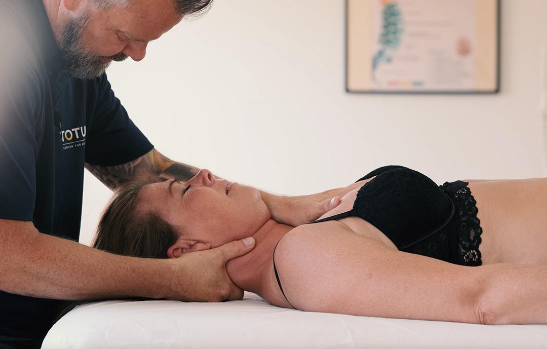 Essensen af en kropsterapi behandling