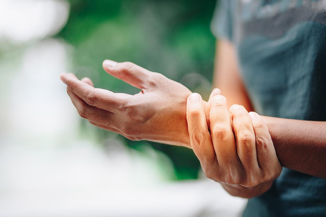 Kropsterapi kan lindre ledsmerter