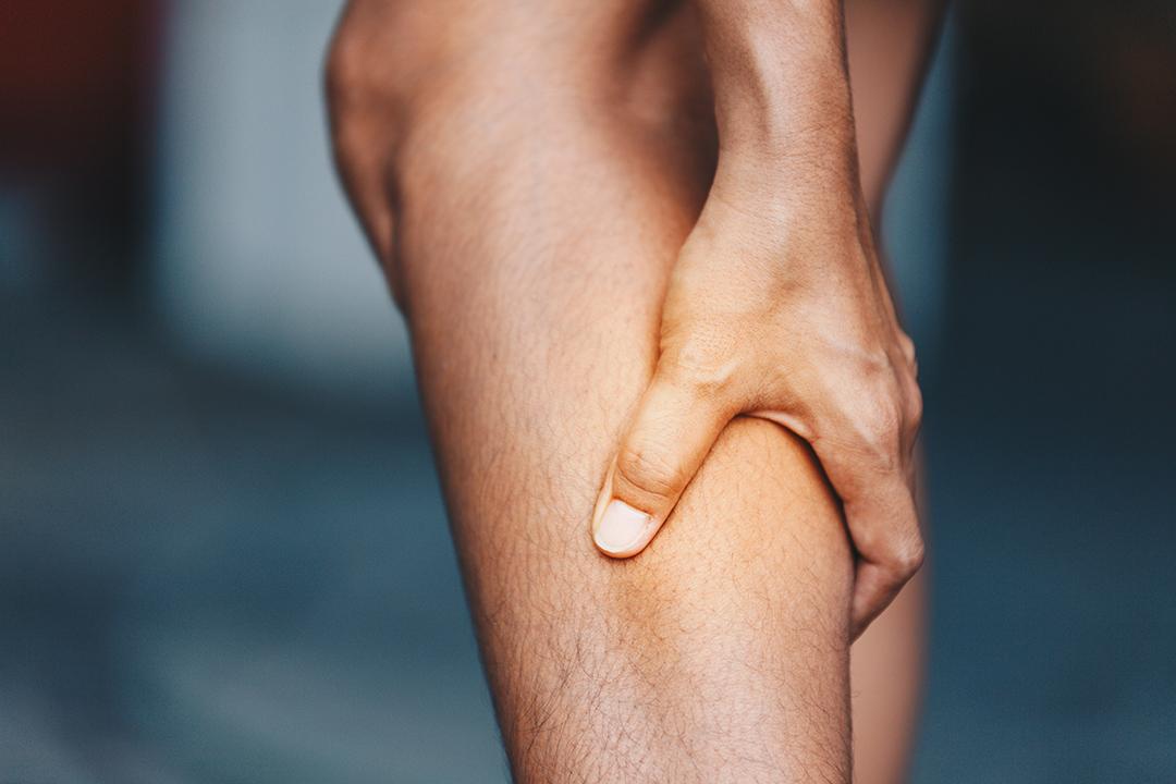 Muskelsmerter kan lindres med Totum Kropsterapi
