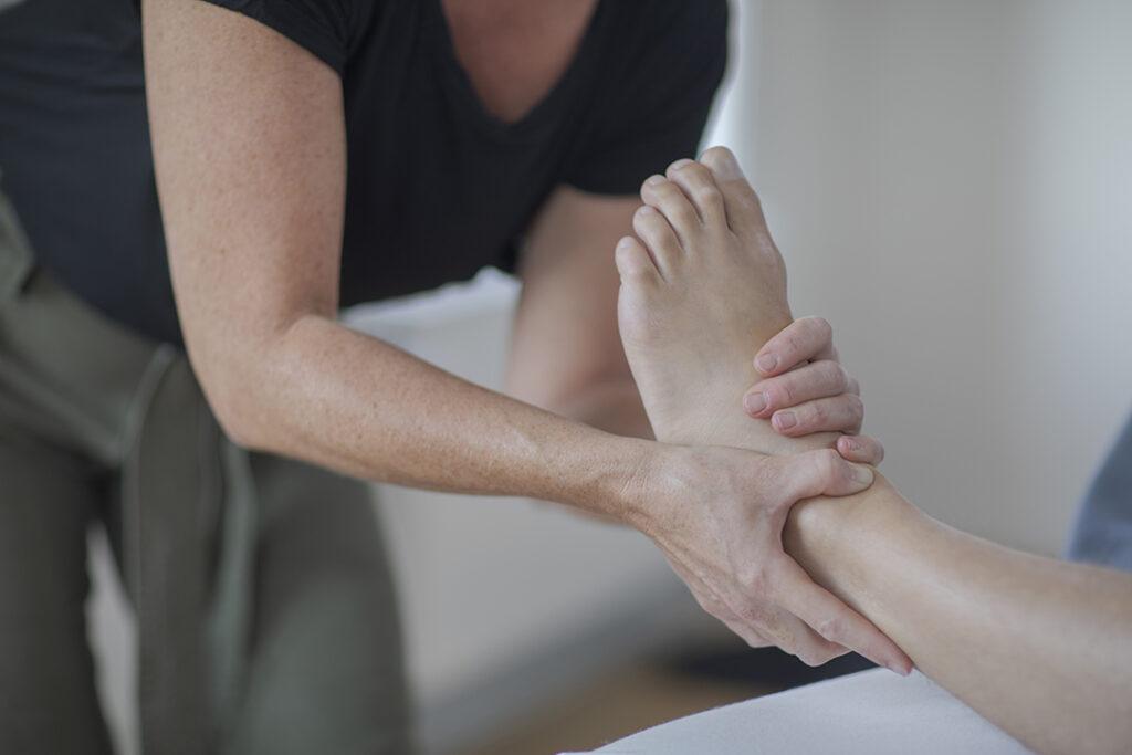 Kropsterpi er som zoneterapi for hele kroppen